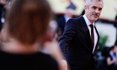 Alfonso Cuaron Roma Venecia perfil
