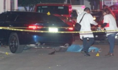 Asesinan a estadounidense y a un colombiano en Culiacán