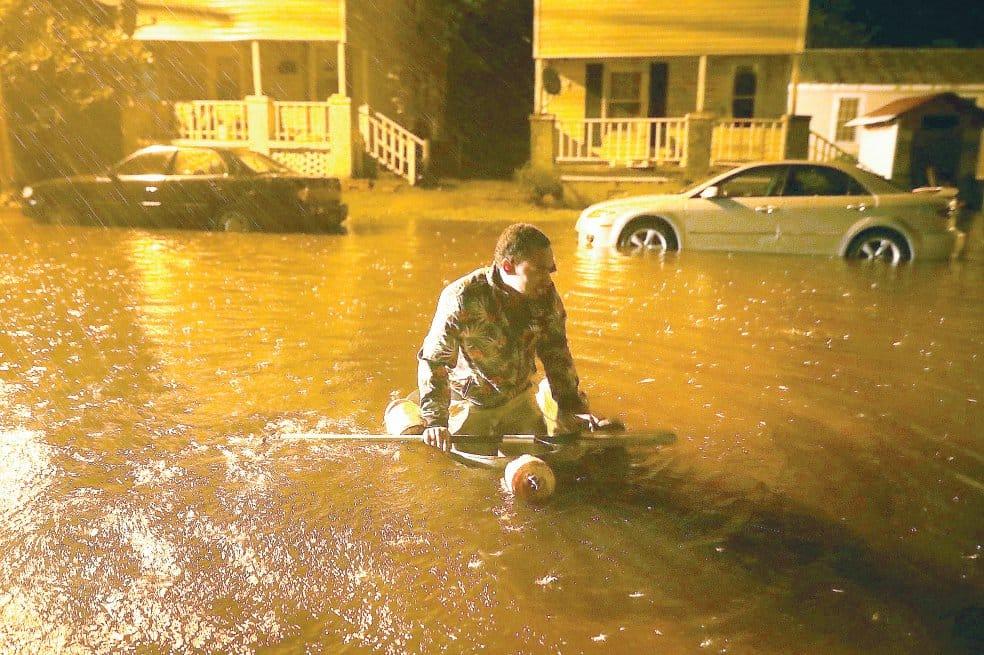 Florence huracán