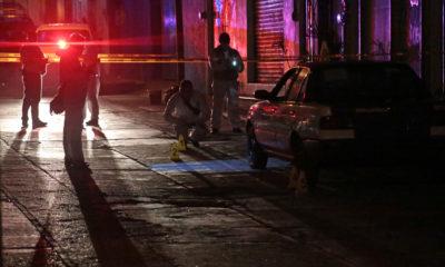 Centro Histórico matan asesinan