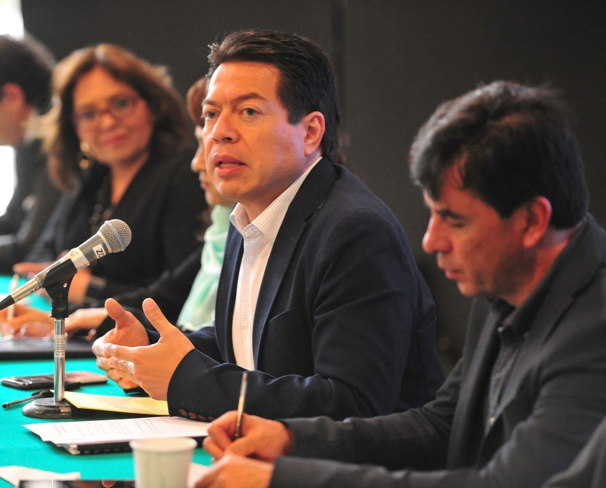 Cámara de Diputados, Morena, Mario Delgado