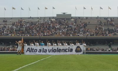 Pumas porros violencia graue futbol