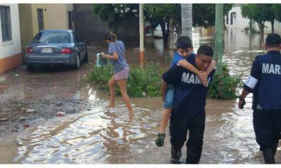 Sinaloa, muertos, Sonora, inundaciones