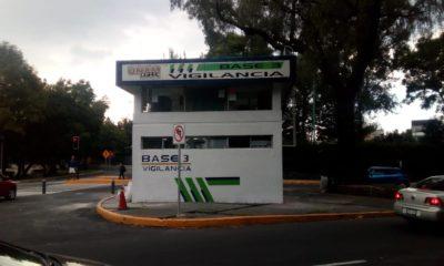 UNAM, policia universitaria, Amieva