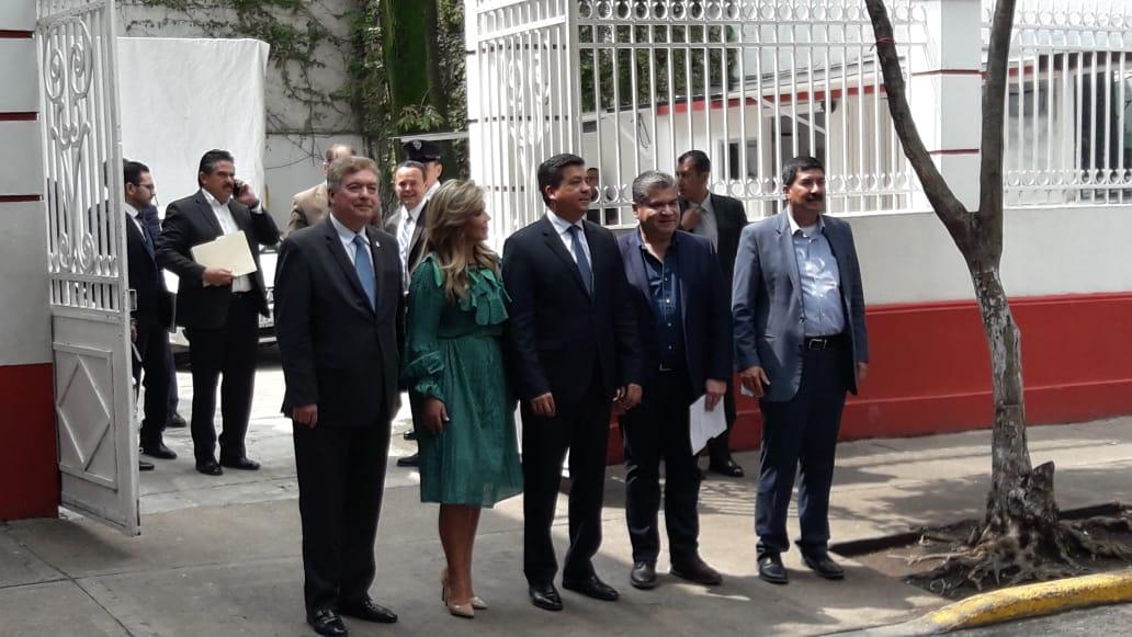 Gobernadores fronterizos dan el espaldarazo a planes de AMLO