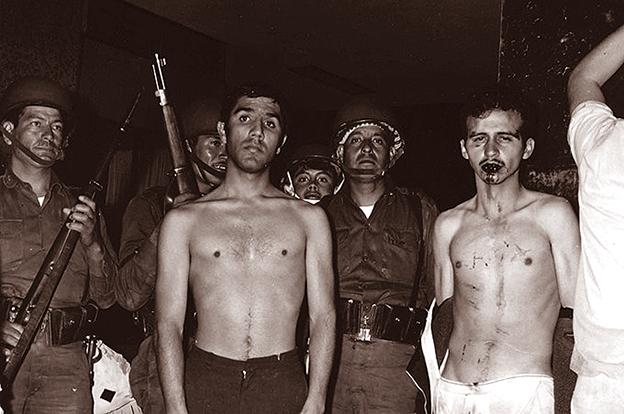 Resultado de imagen de masacre de tlatelolco