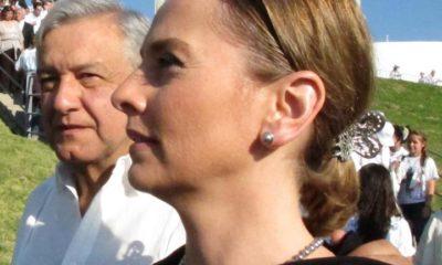 AMLO, Beatriz Gutierrez Muller, El Universal