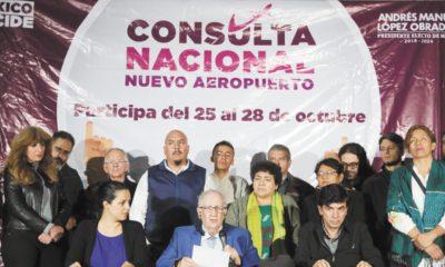 AMLO, Santa Lucía, México, Texcoco