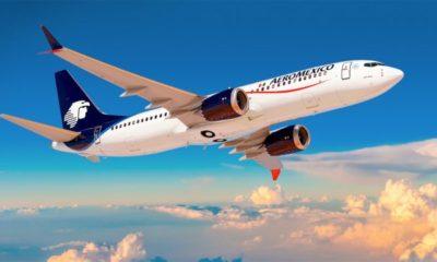 Aeroméxico cancela vuelos rutas
