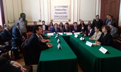 Alcaldías, Concejales, CMDX, Congreso