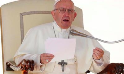 Papa Francisco aborto