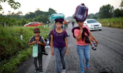 Arriaga, #CaravanaMigrante, Chiapas, México, Honduras