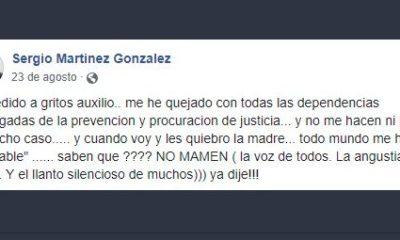 Sergio Martínez, Periodista, Chiapas, Asesinado