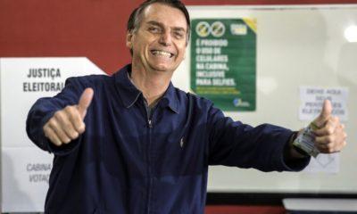 Elecciones Brasil Bolsonaro