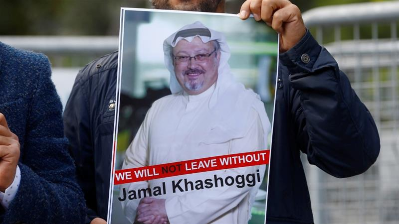 Khashoggi The Washigton post