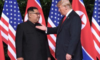 Kim Jong-un Trump Cumbre