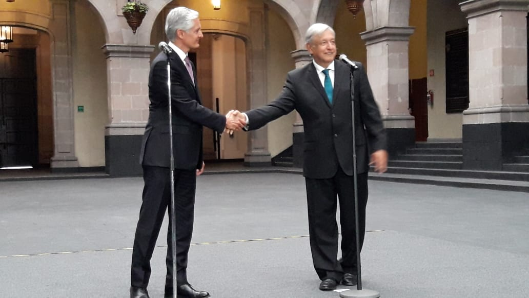 López Obrador Del Mazo
