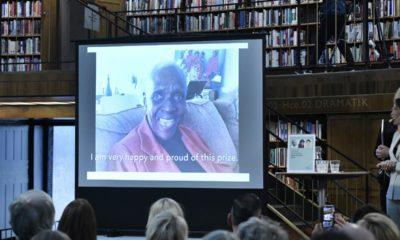 Maryse Conde premio nobel alterativo de literatura
