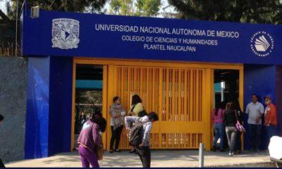 UNAM CCH Naucalpan