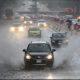 Alerta amarilla en 10 alcaldías de la CDMX por lluvia