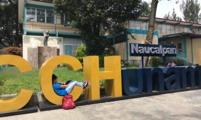 UNAM denuncia Alumna cch naucalpan