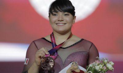 Alexa Moreno, Medallista, Ganadora, Gimnasia