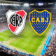 Bernabéu, River Plate, Boca Juniors