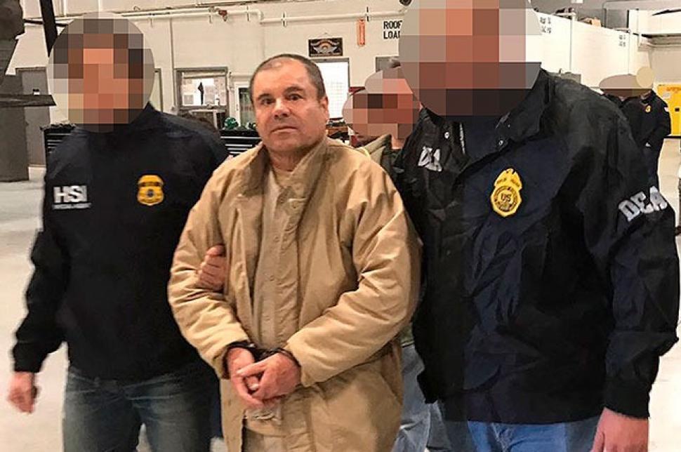 El Chapo será juzgado en Estados Unidos