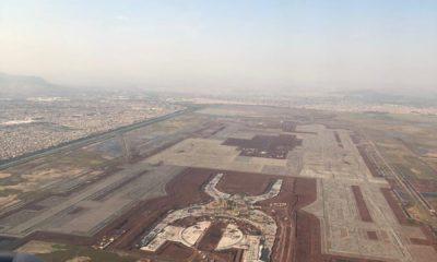 Enrique de la Madrid considera Corrupción el cancelar el aeropuerto