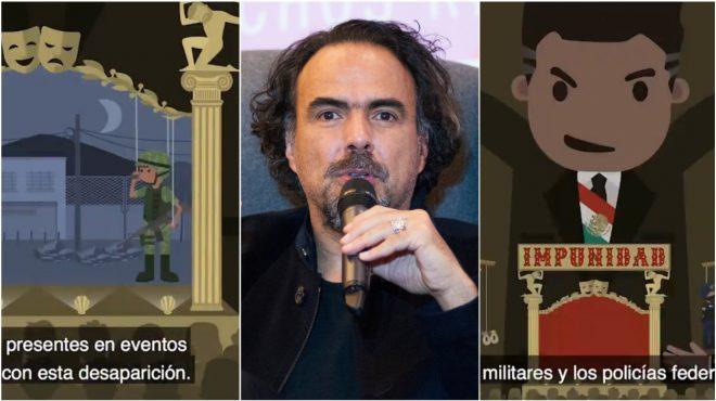 Iñárritu, Fiscalía, EPN, Ayotzinapa