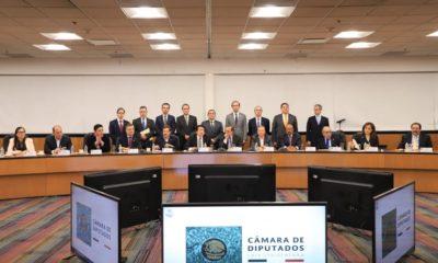 Mario Delgado, Banca, Consejo Coordinador Empresarial, Junta de Coordinación Política
