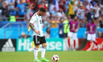 Messi es acusado de lavado de dinero y evasión fiscal en Argentina