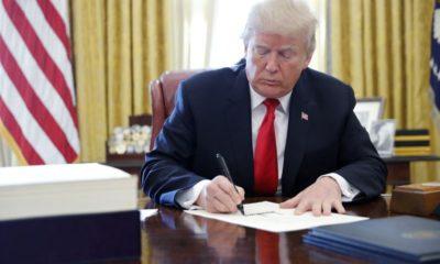 Trump cierra frontera