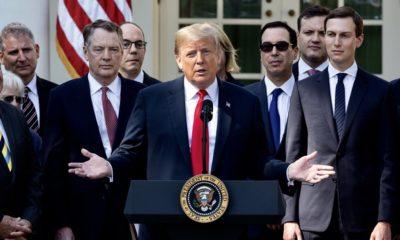 Trump dice que Migrantes permanecerán en México