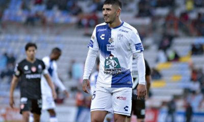 Victor Guzmán se lleva la noche en Pachuca. Liga MX