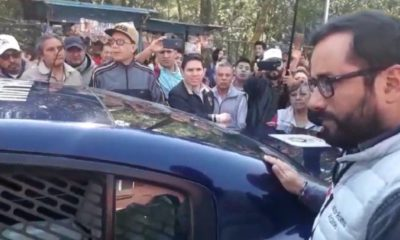 Victor Hugo Romo, Miguel Hidalgo, Parque Reforma Social