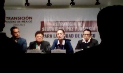 Sheinbaum anuncia a Ernestina Godoy como futura procuradora de CDMX