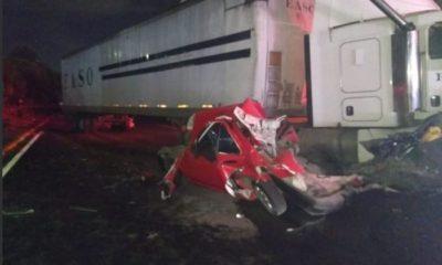 accidente México Toluca