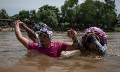 centroamericanos migrantes