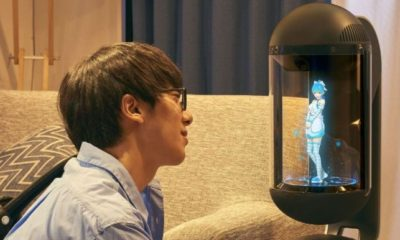 holograma japonés casado