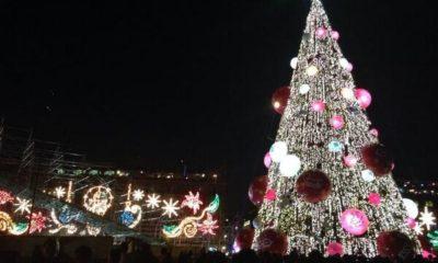 árbol navideño origen