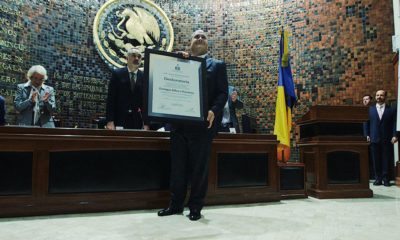 Alfaro asume la gubernatura de Jalisco