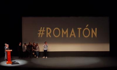 #ROMATÓN Alfonso cuarón