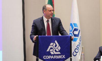 De Hoyos es reelecto para presidir por cuarta ocasión la COPARMEX