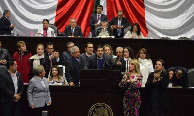 Diputado Brasil Acosta señaló que la presencia de este grupo no fue violenta