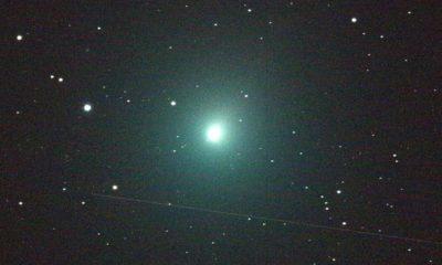 El comenta Cometa Wirtanen podrá ser visto la noche de este domingo