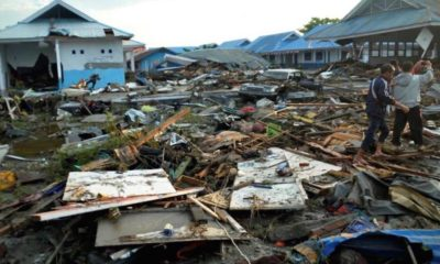 Indonsia, Tunami, Maremoto