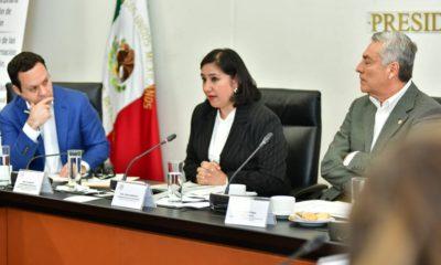Irma Eréndira Sandoval choca nuevamente con Reforma