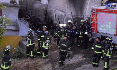 """El incendio donde murieron 7 niños se debió a que se aplicó """"fuego directo"""" en un foco y se expandió al resto de su hogar"""