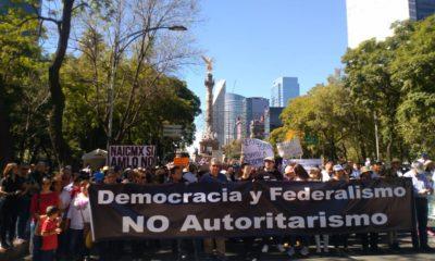 Marcha Fifi, México, AMLO, NAIM